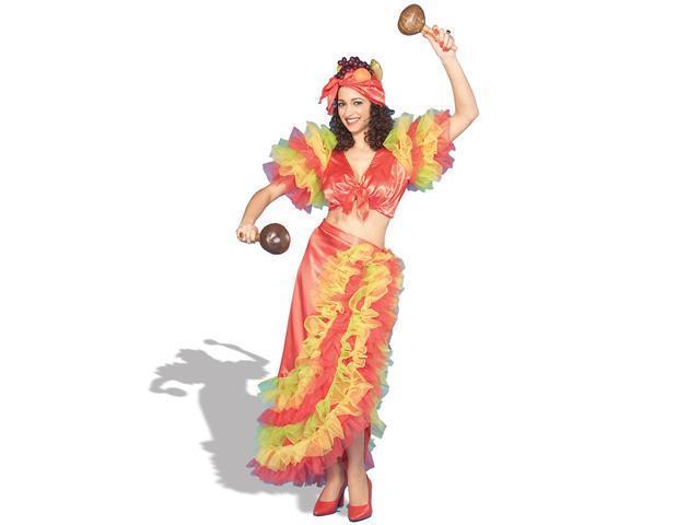 Latin Dancer  Adult Costume