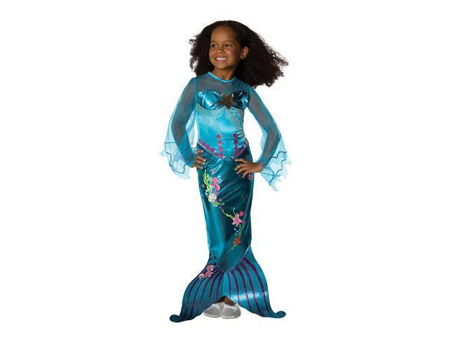 Blue Magical Mermaid Dress Rubies 882718