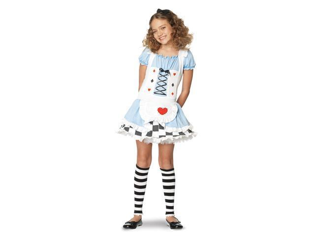 Miss Wonderland Child Costume