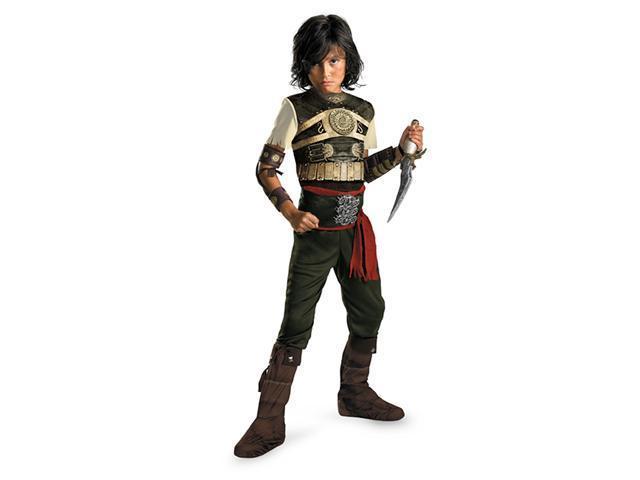 Prince of Persia - Dastan Deluxe Child Costume