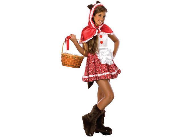 Tween Red Riding Hood Costume Rubies 886161