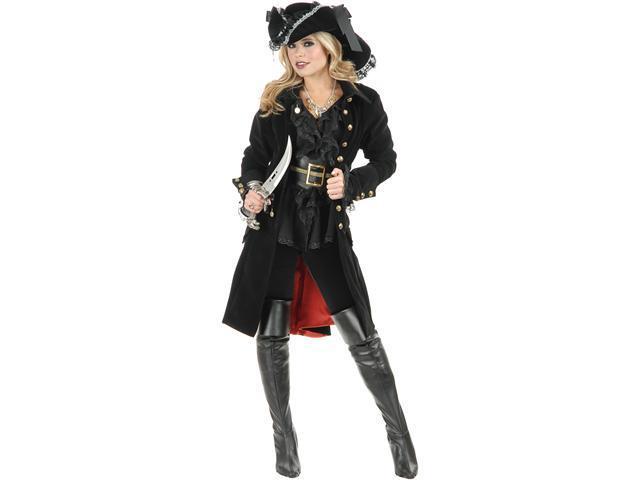 Pirate Vixen Adult Coat