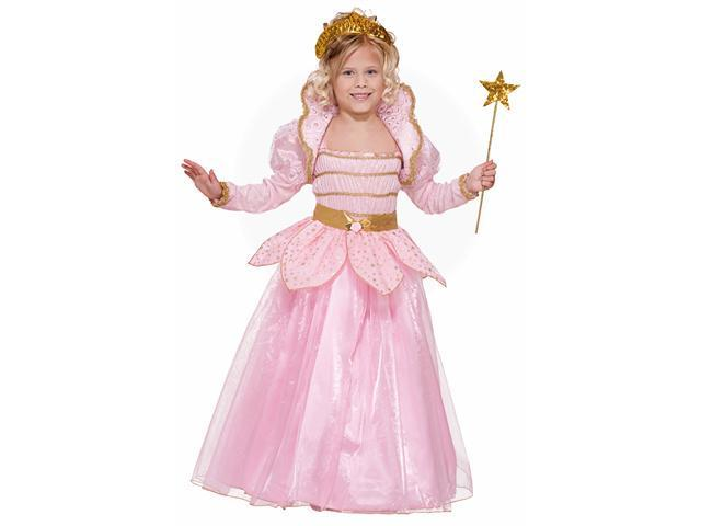 Small Child Little Pink Princess Costume Forum Novelties 62582