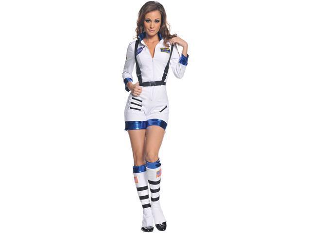 Astronaut Space Girl Romper Costume