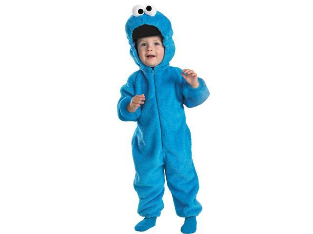 Sesame Street - Cookie Monster Infant/Toddler Costume