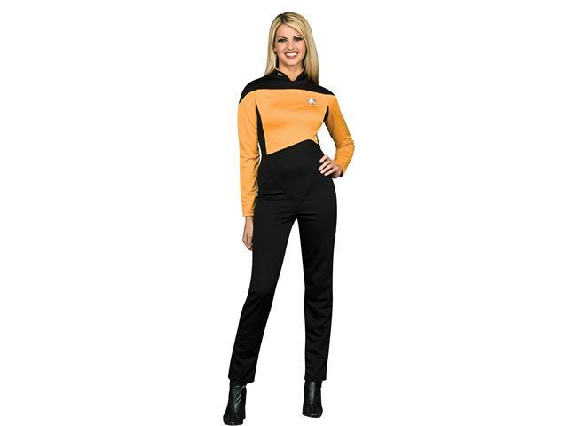 Adult Star Trek Next Generation Lady Costume Rubies 889067