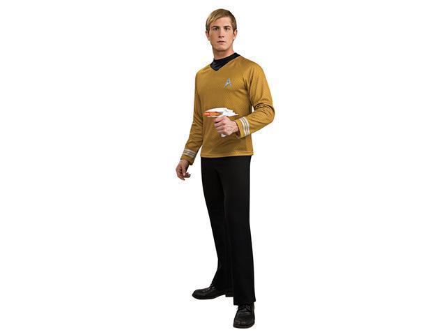 Adult Economy Captain Kirk Uniform Rubies 889117 887360