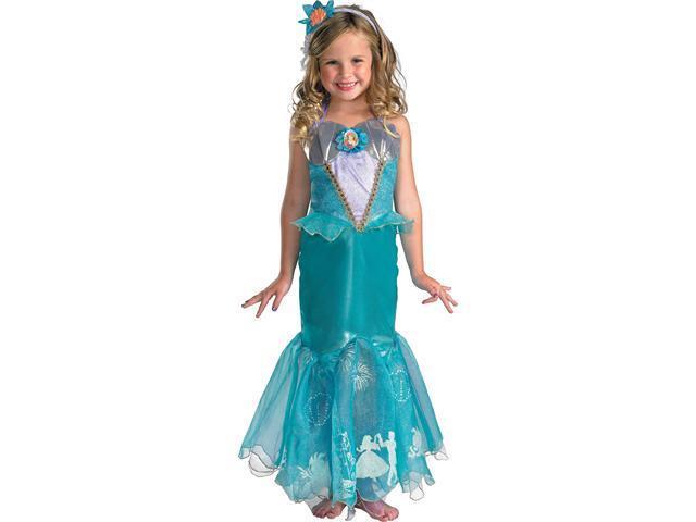Storybook Ariel Prestige Toddler/Child Costume