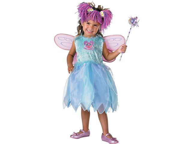 Child Abby Cadabby Costume Disguise 6915