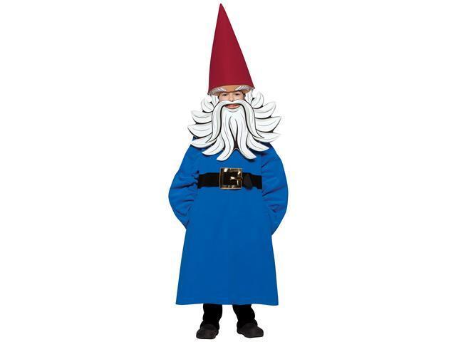 '7-10 Travelocity Roaming Gnome Costume Rasta Imposta 4163