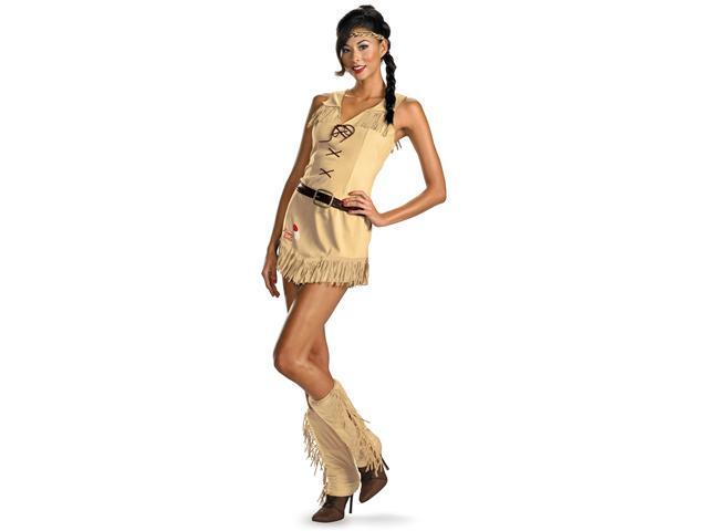 Adult Sassy Tonto Costume Disguise 14180