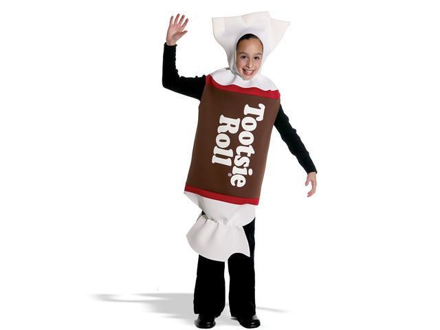 Tootsie Roll  Child Costume