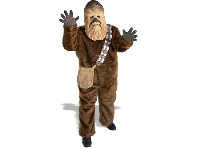 Child Deluxe Chewbacca Costume Rubies 882019