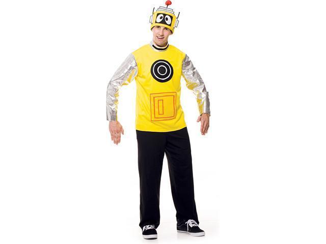 Yo Gabba Gabba! - Plex Adult Costume