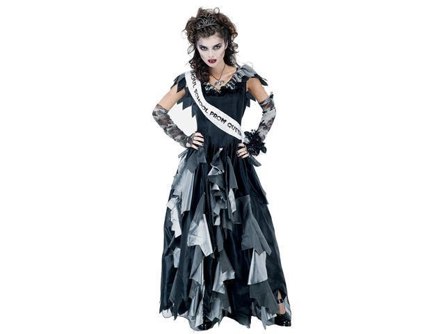 Zombie Prom Queen Adult Costume