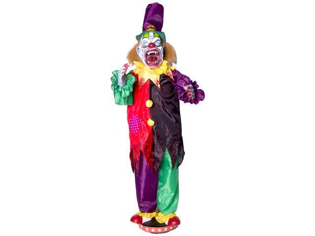 Walking Clown with Teeth