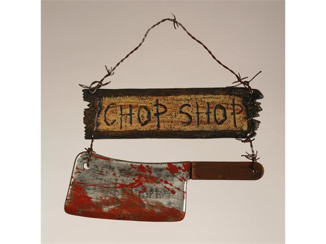 Chop Shop w/Cleaver