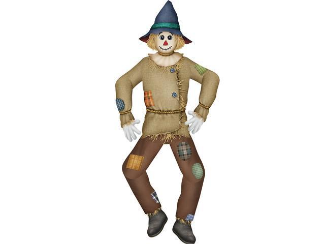 5' Jointed Scarecrow
