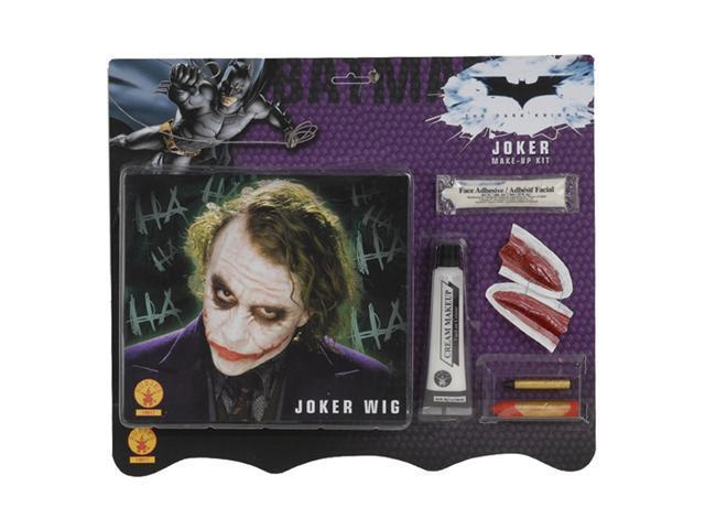 The Joker Deluxe Make Up Kit Rubies 19817