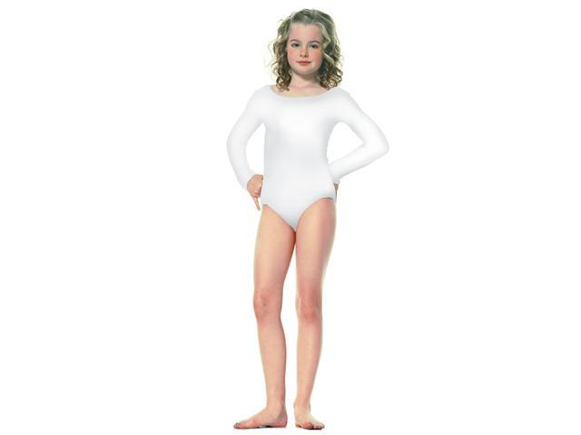 Bodysuit (White) Child