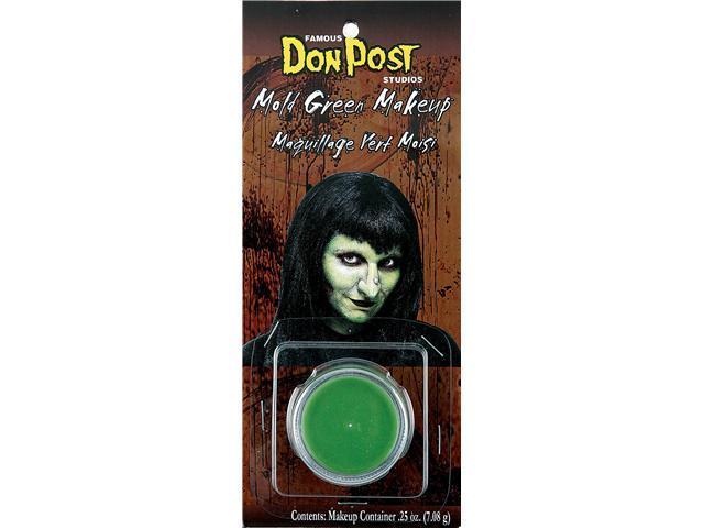 Don Post Mold Green Makeup