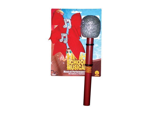 Child High School Musical Performance Set Rubies 8293