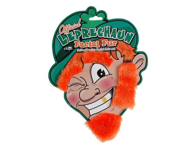 Leprechaun Adult Facial Fur