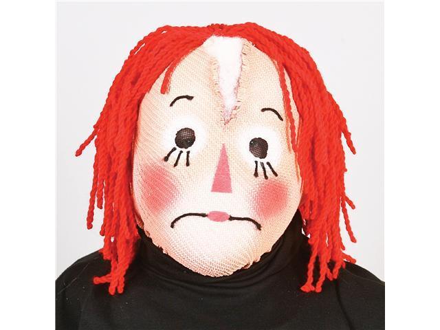 Rag Doll Adult Mask