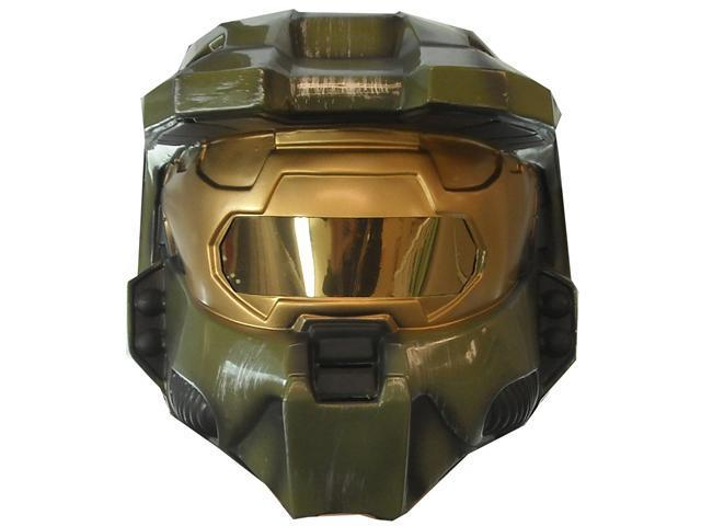 Master Chief Vacuform Mask Rubies 4524