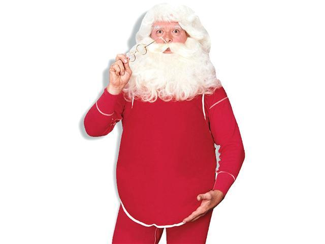 Adult Santa Belly Rubies 26509