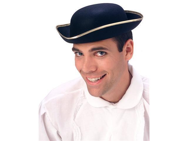 Adult Colonial Tri-Corner Hat Rubies 49260