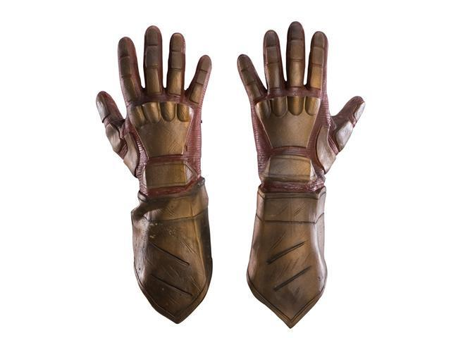 Watchmen Night Owl Adult Gloves