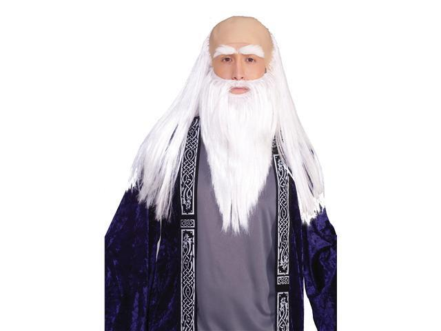 Wizard Adult Disguise Set