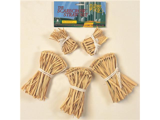 Scarecrow Straw Kit Rubies 526