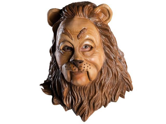 Deluxe Cowardly Lion Wizard of Oz Mask