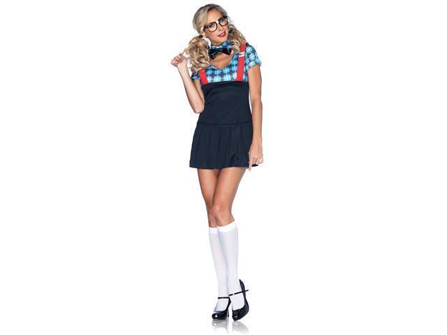 Naughty Nerd Adult Costume