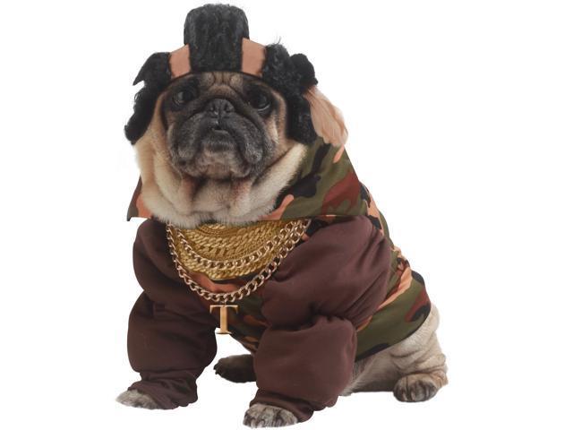 Pity the Bull Pet Costume