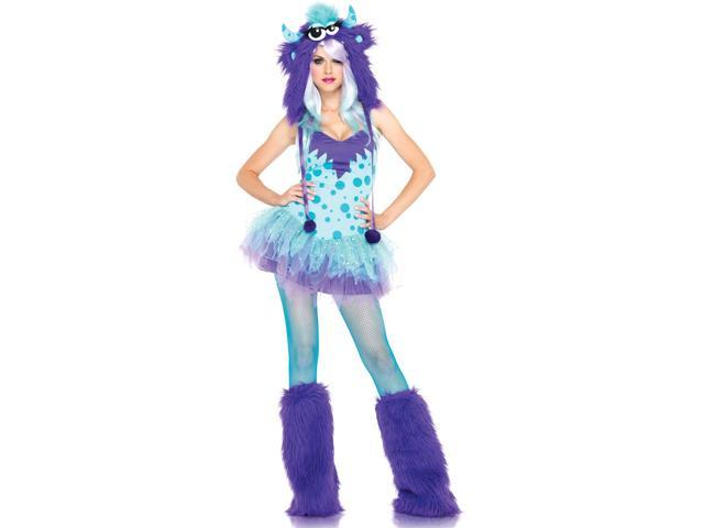 Polka Dotty Adult Costume - X-Small