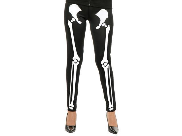 Skeleton Leggings Adult