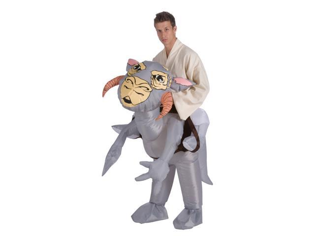 Adult Star Wars Inflatable Tauntaun Costume Rubies 889831
