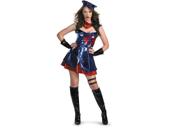 GI Joe Sexy Cobra Deluxe Adult Costume