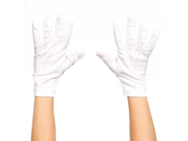 White Gloves Child - One-Size