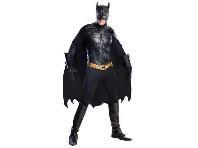 The Dark Knight Rises Batman Grand Heritage Adult Costume - Large