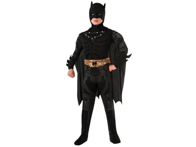Child Light-Up Batman Costume Rubies 881292