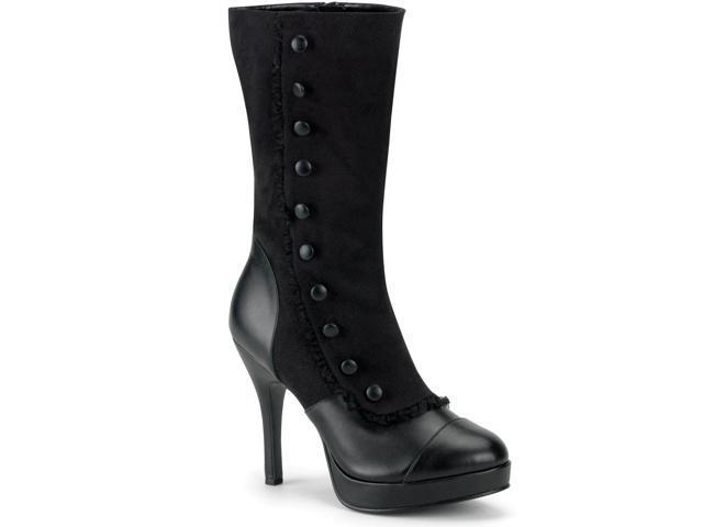 Splendor (Black) Adult Boots