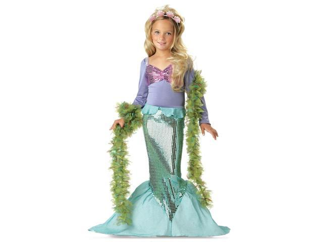 Lil' Mermaid Toddler/Child Costume