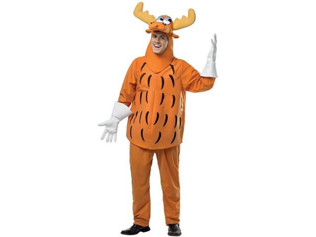 DreamWorks - Bullwinkle Adult Movie Costume - One-Size