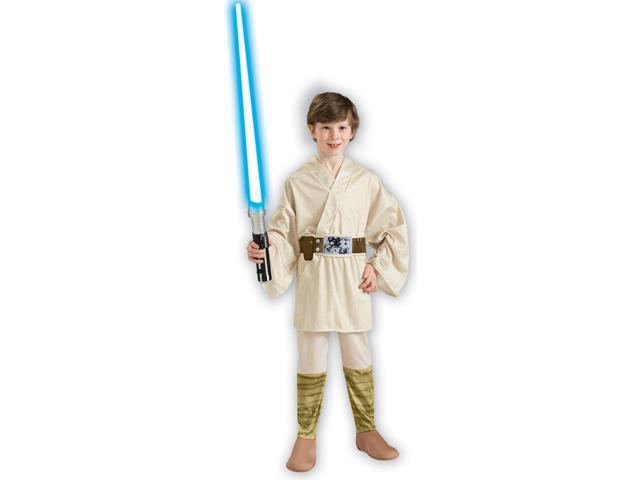 Star Wars Luke Skywalker Child Costume - Medium