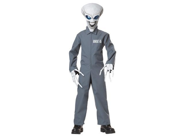 Property of Area 51 Child Costume - Medium (8-10)