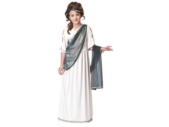 Roman Princess Child Costume - Large (10-12)
